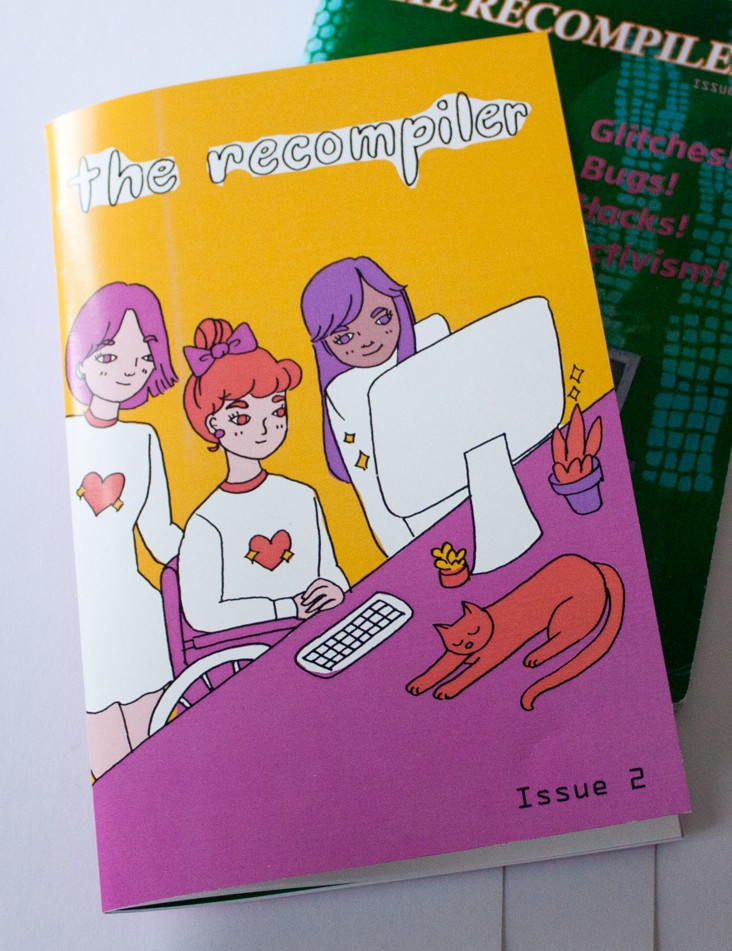 Shop The Recompiler back issues