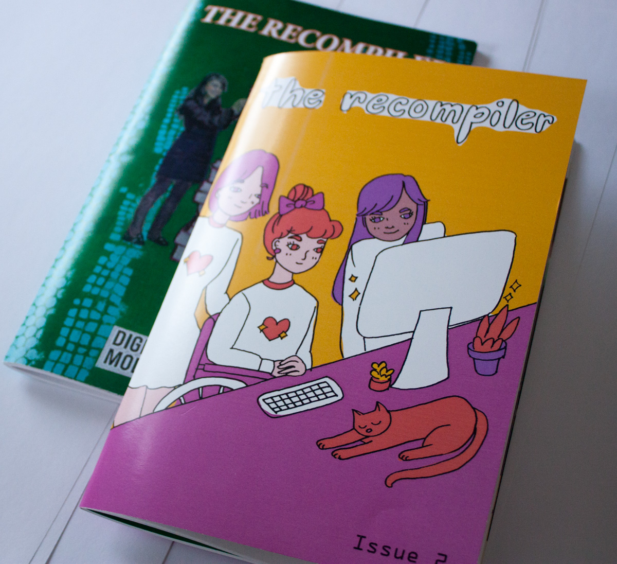 Print Issues of The Recompiler